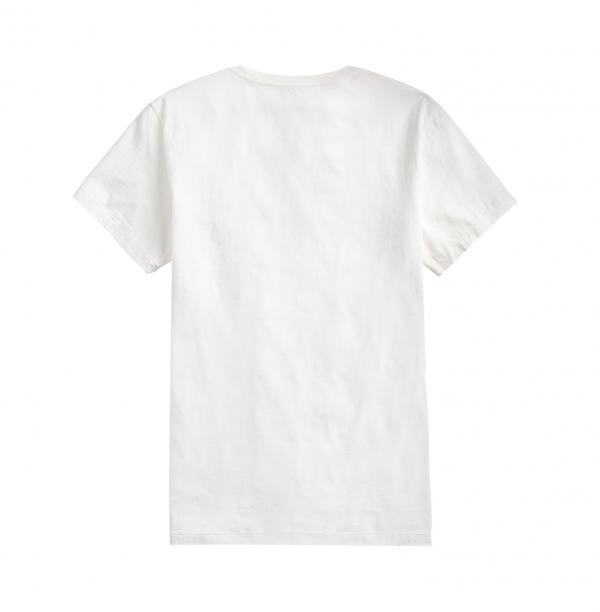 RRL by Ralph Lauren Truck Graphic T-Shirt White