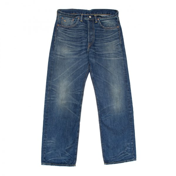 RRL by Ralph Lauren Vintage Selvedge 5 pocket Denim Blue
