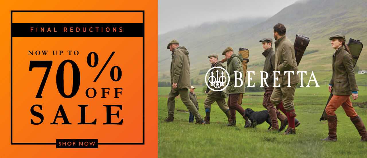 Further Reductions - Up to 60% off Barbour Sale