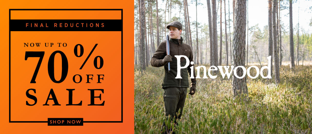 Winter Sale Final Reductions Pinewood