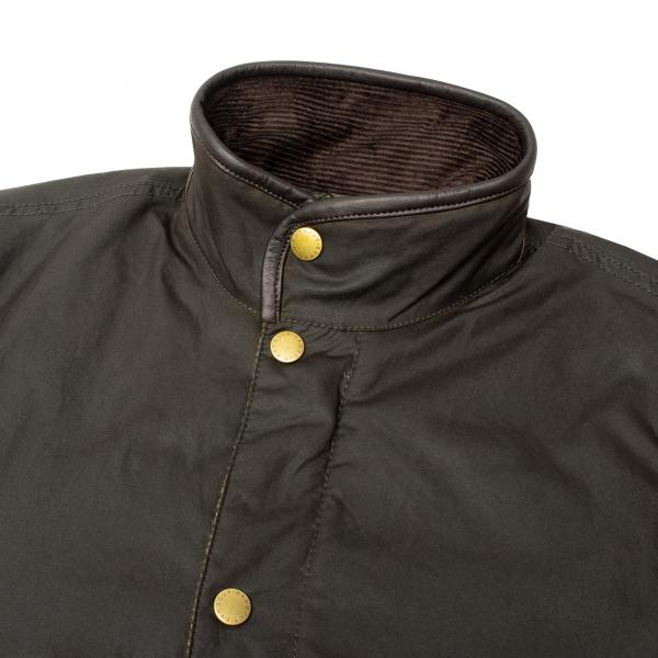 Barbour Hereford Jacket Olive