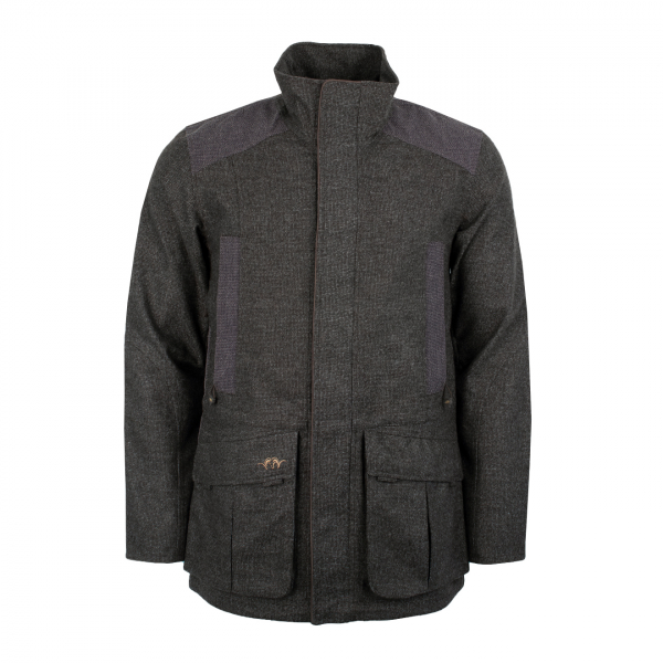 Blaser Waterproof Graphite Light Jacket Grey Graphite