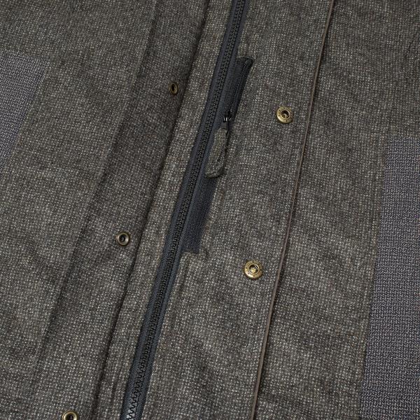 Blaser Waterproof Graphite Light Jacket Grey Graphite