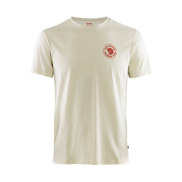 Fjallraven 1960 Logo T-Shirt Chalk White