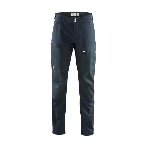 Fjallraven Abisko Midsummer Trousers Regular Dark Navy