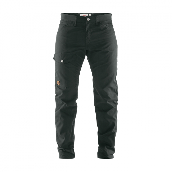 Fjallraven Greenland Jeans Regular Dark Grey