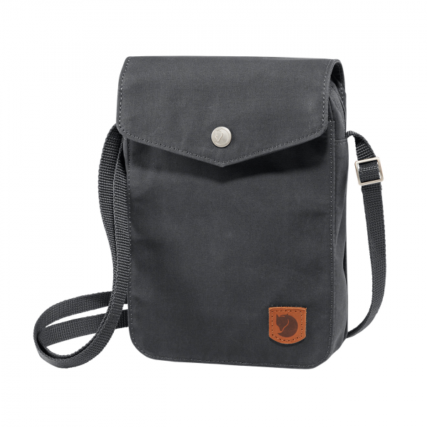 Fjallraven Greenland Pocket Bag Super Grey