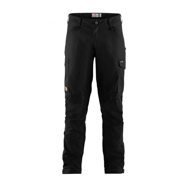Fjallraven Kaipak Trousers Black