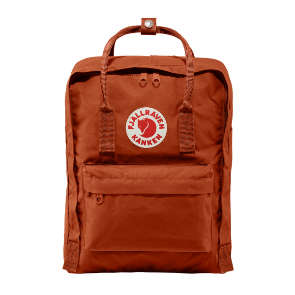 Fjallraven Kanken Classic Backpack Autumn Leaf