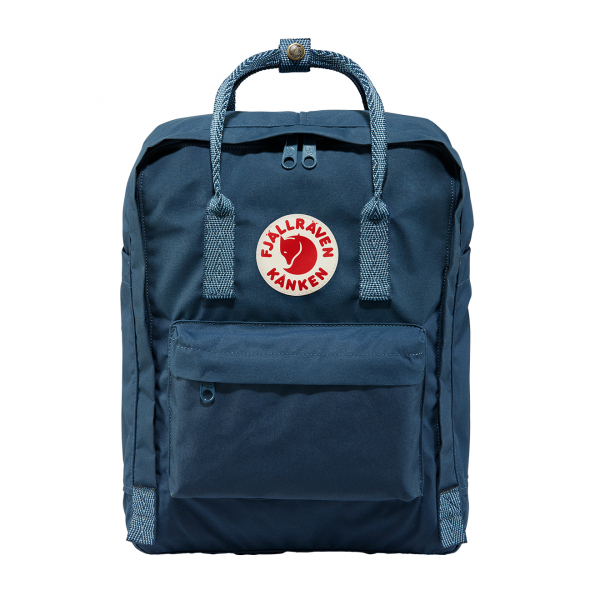 Fjallraven Kanken Classic Backpack Royal Blue / Goose Eye