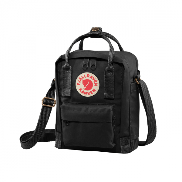 Fjallraven Kanken Sling Cross Body Bag Black