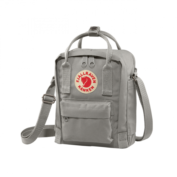 Fjallraven Kanken Sling Cross Body Bag Fog