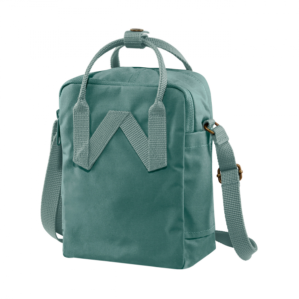 Fjallraven Kanken Sling Cross Body Bag Frost Green