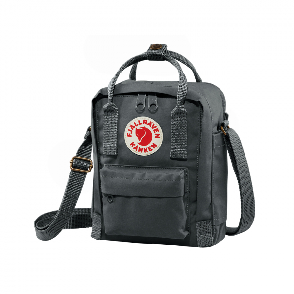 Fjallraven Kanken Sling Cross Body Bag Graphite