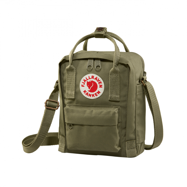 Fjallraven Kanken Sling Cross Body Bag Green