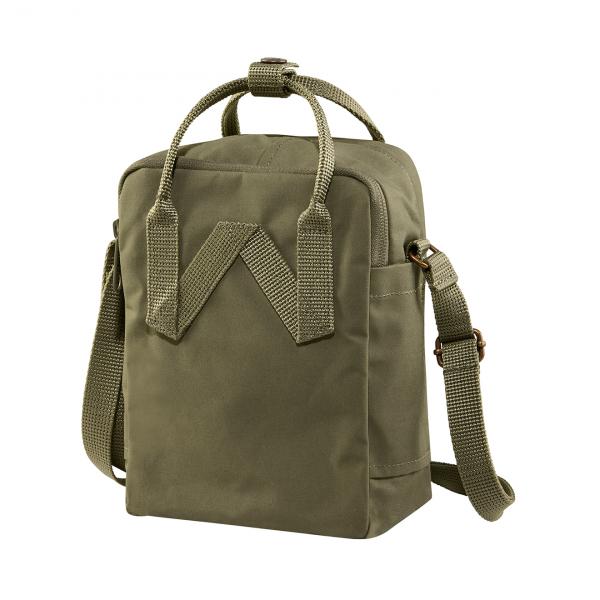 Fjallraven Kanken Sling Cross Body Bag Green