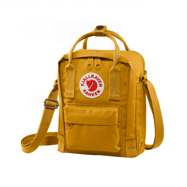 Fjallraven Kanken Sling Cross Body Bag Ochre