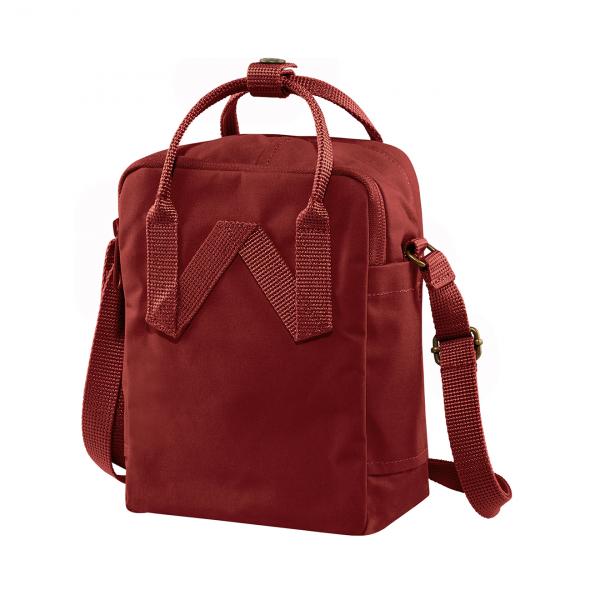 Fjallraven Kanken Sling Cross Body Bag Ox Red