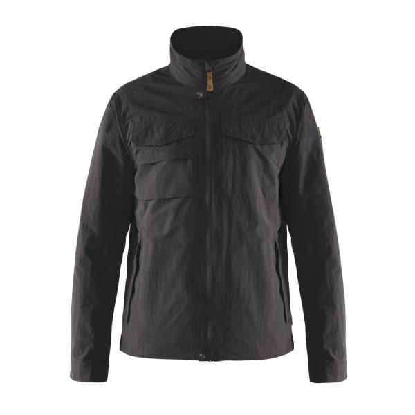 Fjallraven Travellers MT Jacket Dark Grey