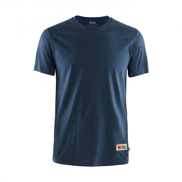 Fjallraven Vardag T-Shirt Navy