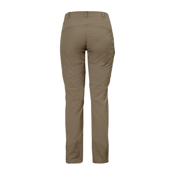 Fjallraven Womens Nikka Curved Trousers Light Olive
