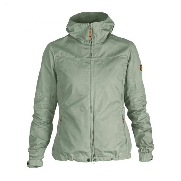 Fjallraven Womens Stina Jacket Sage Green