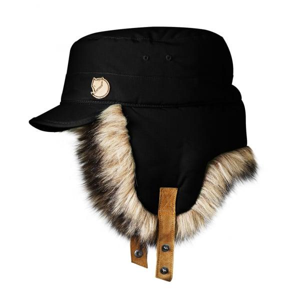 Fjallraven Woodsman Cap Black