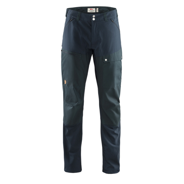 Fjallraven Abisko Midsummer Trousers Long Dark Navy