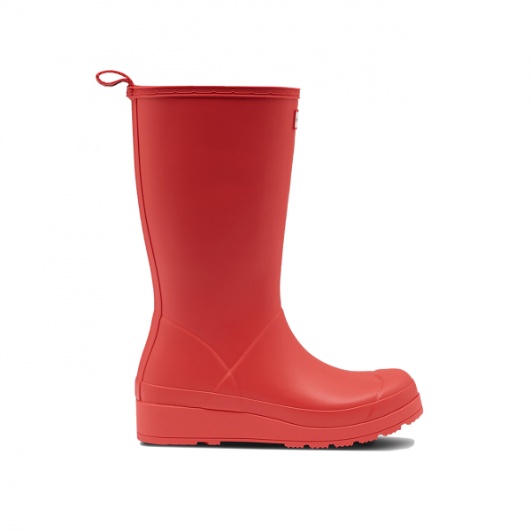 Hunter Original Play Boot Tall Red