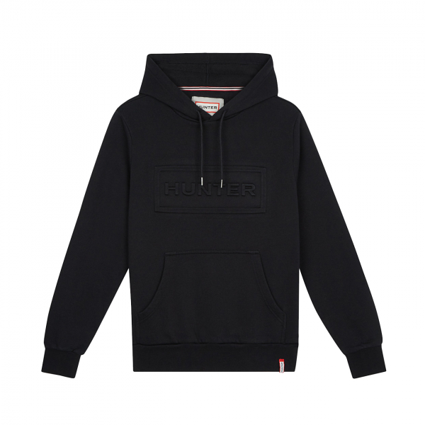 Hunter Womens Original Hoodie Black