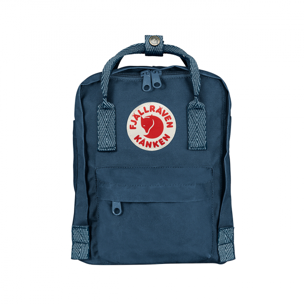 Fjallraven Kanken Mini Royal Blue / Goose eye