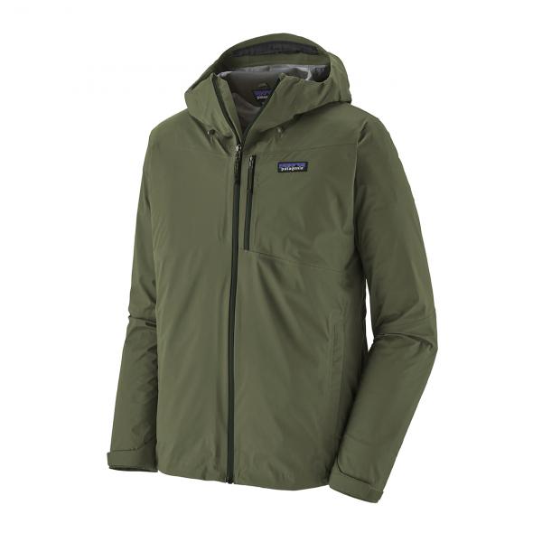 Patagonia Rainshadow Jacket Industrial Green