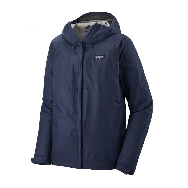 Patagonia Torrentshell 3L Jacket Classic Navy