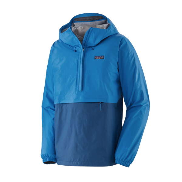 Patagonia Torrentshell 3L Pullover Andes Blue