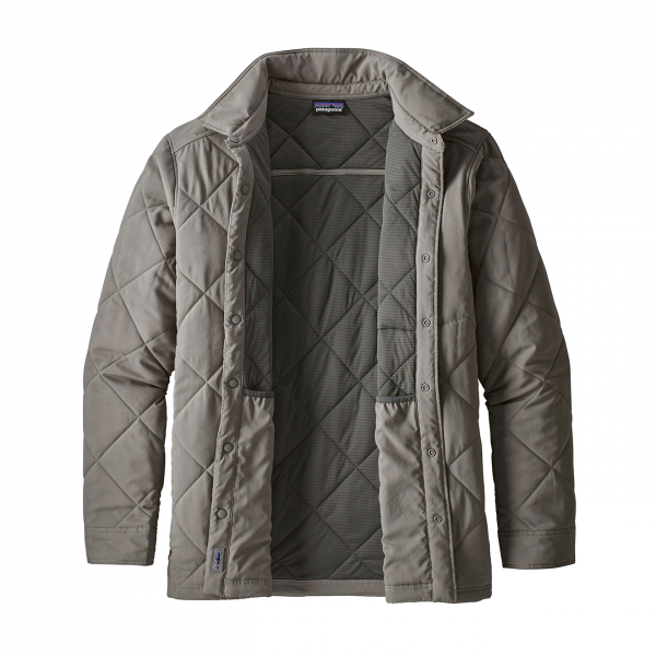 Patagonia Tough Puff Shirt Hex Grey