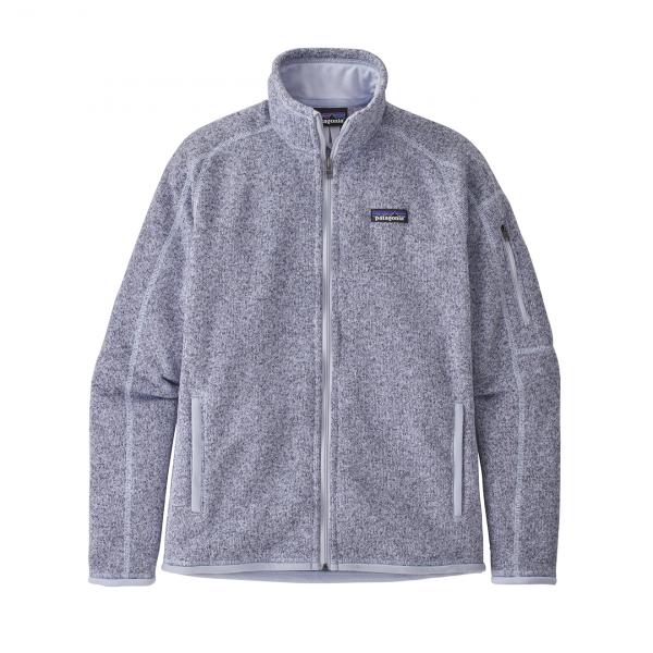 Patagonia Womens Better Sweater Fleece Jacket Beluga