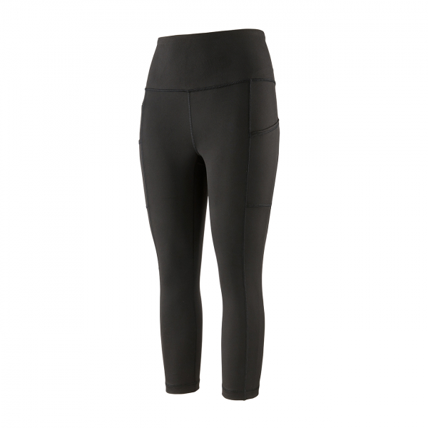 Patagonia Womens Lightweight Pack Out Crops Black