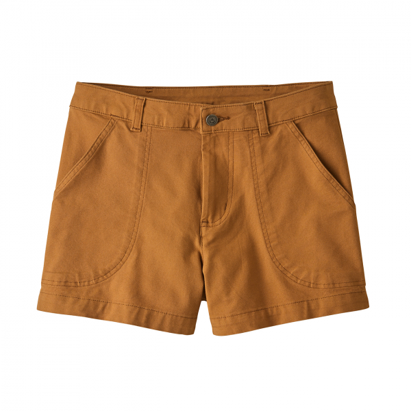 Patagonia Womens Stand Up Shorts Umber Brown