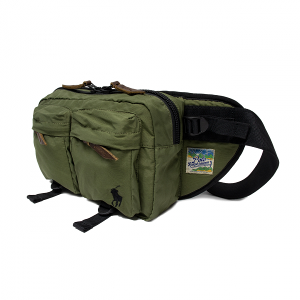 Polo Ralph Lauren Large Hip Pack New Olive