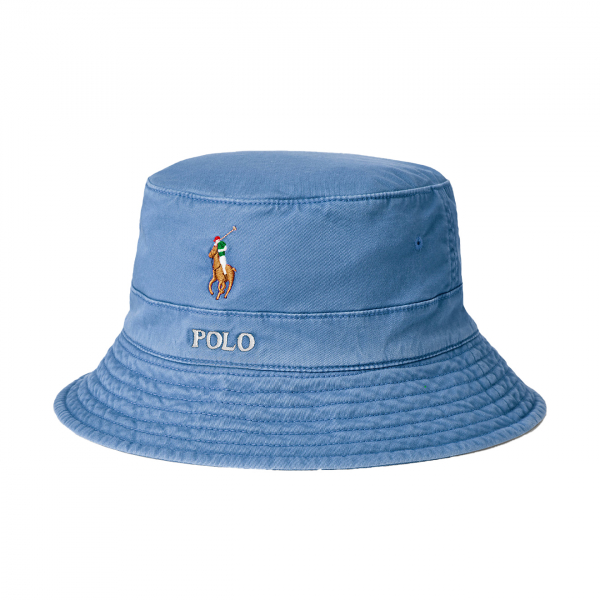 Polo Ralph Lauren Loft Bucket Hat Old Royal