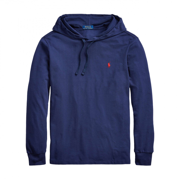 Polo Ralph Lauren PK Hooded Sweat Blue