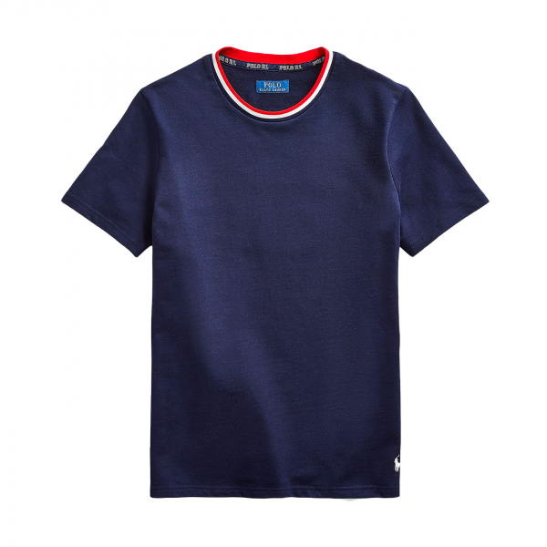 Polo Ralph Lauren S/S Crew Neck Sleep Top Navy