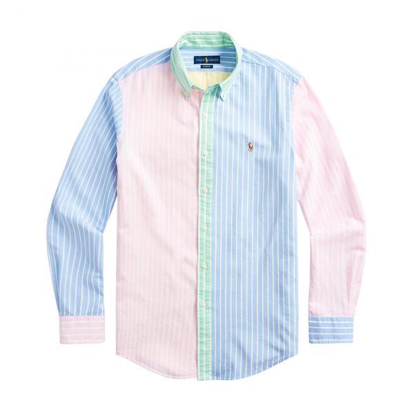 Polo Ralph Lauren Slim Fit Oxford Shirt Fun Multi