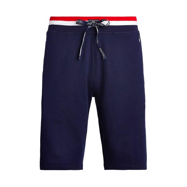 Polo Ralph Lauren Slim Fit Sleep Bottom Short Cruise Navy