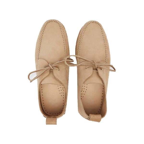 Yogi Lawson Embossed Leather Shoe Stone