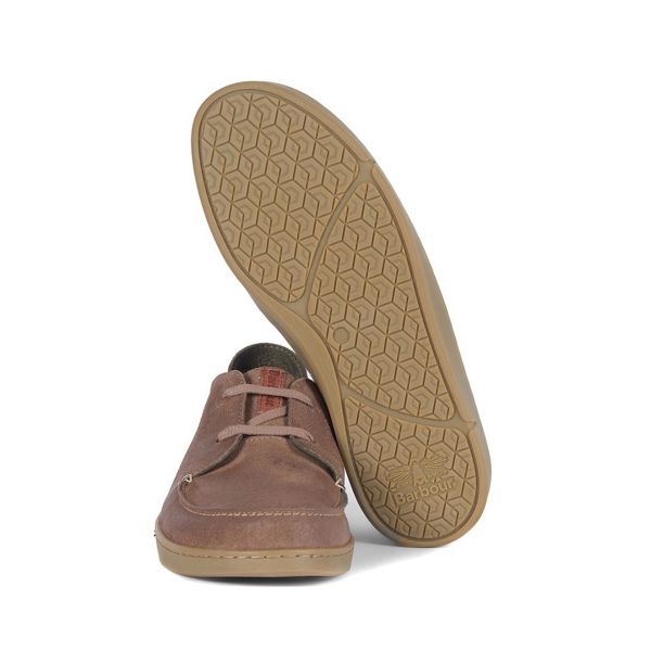 Barbour Bandicoot Shoe Sand Suede