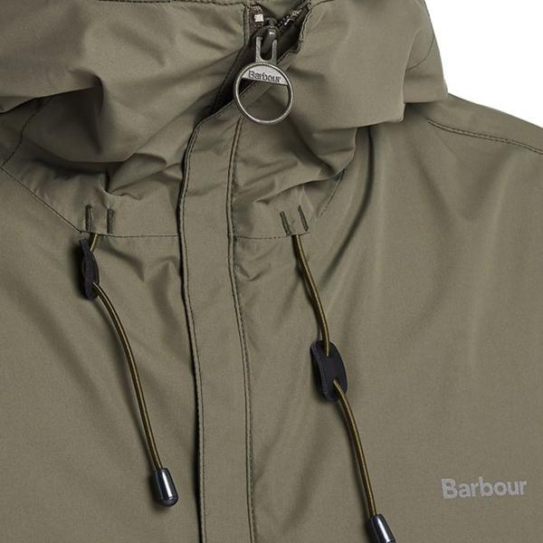 Barbour Bennett Jacket Dusty Olive