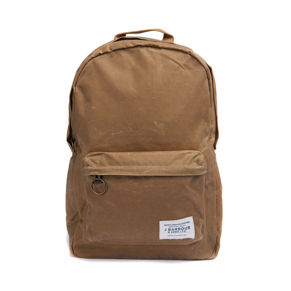 Barbour Eadan Backpack Sandstone
