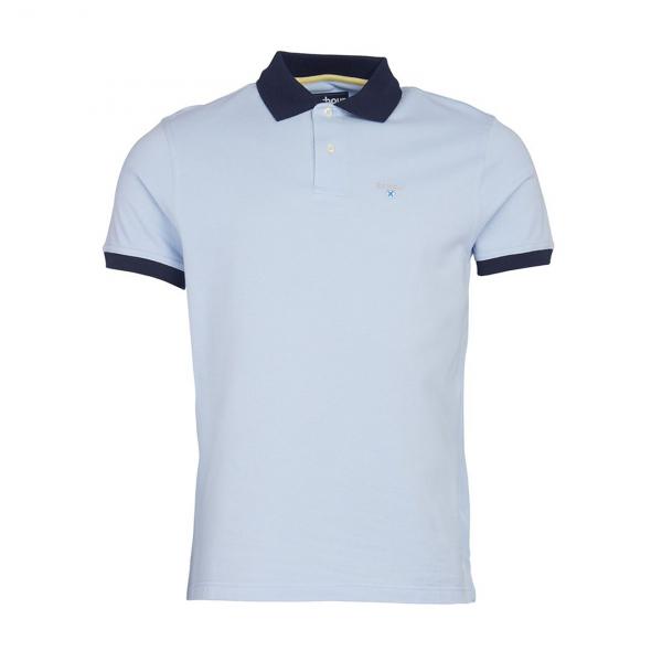 Barbour Lynton Polo Shirt Heritage Blue