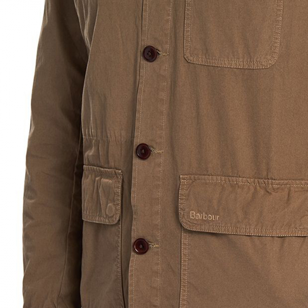 Barbour Quenton Casual Jacket Sand